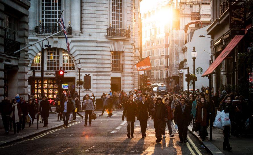 En ökning av befolkningen